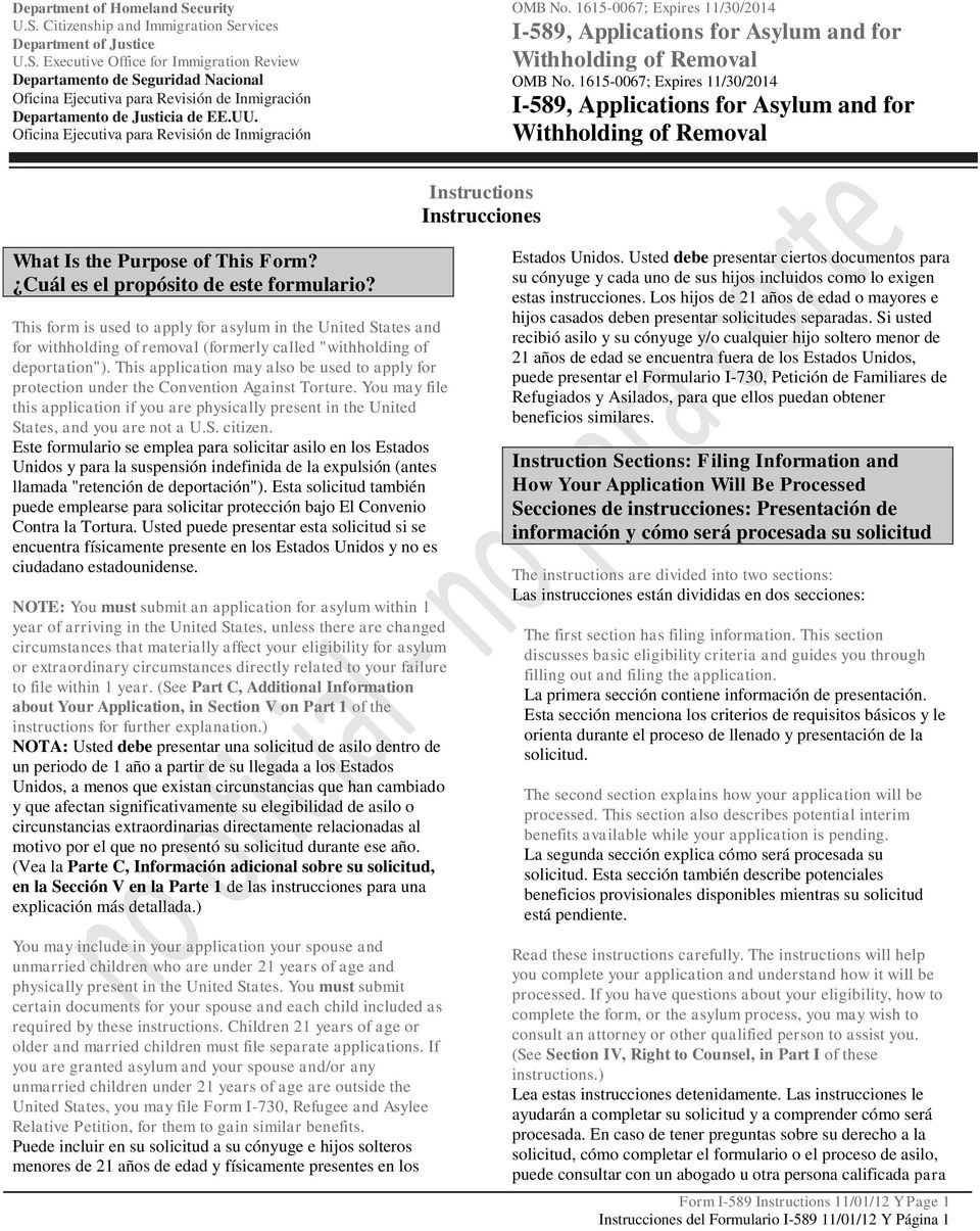 Best Free Fillable Forms Department Of Homeland Security Forms