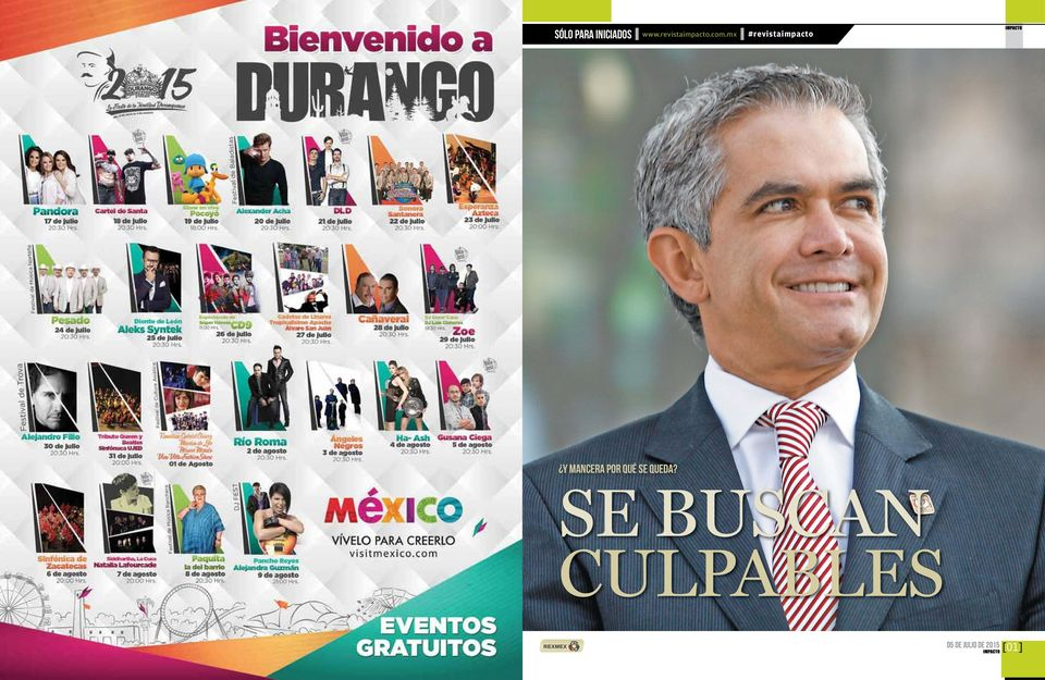 mx I #revistaimpacto Y