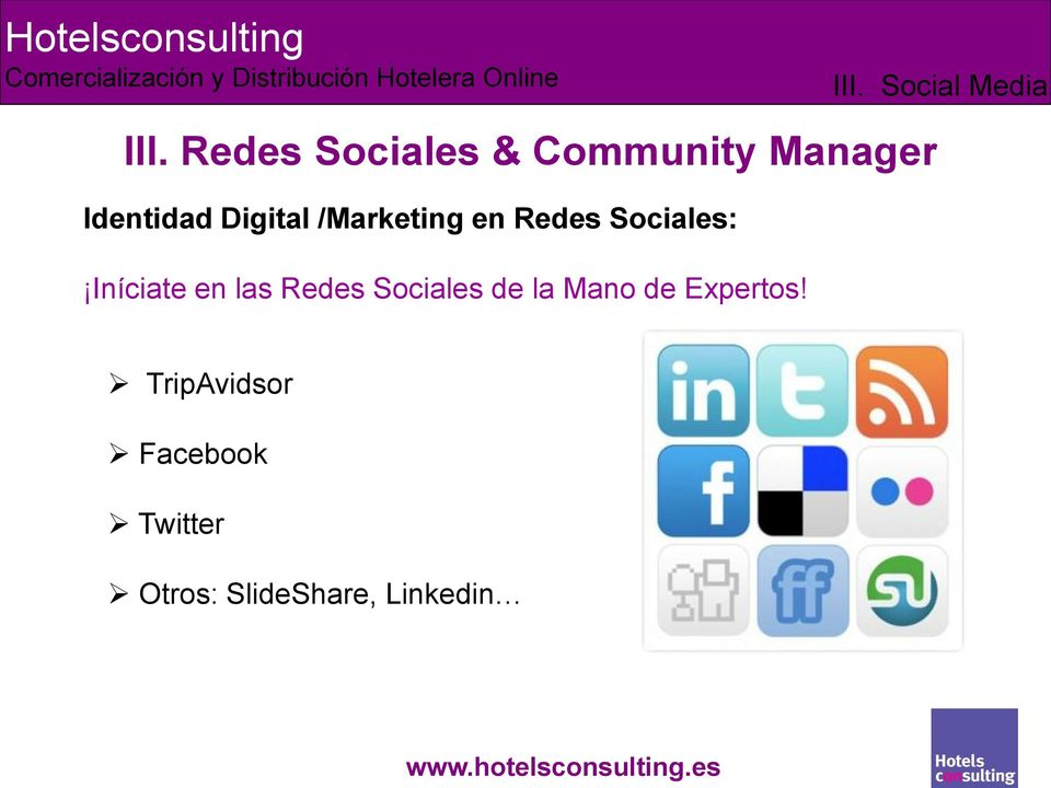 /Marketing en Redes Sociales: Iníciate en las Redes