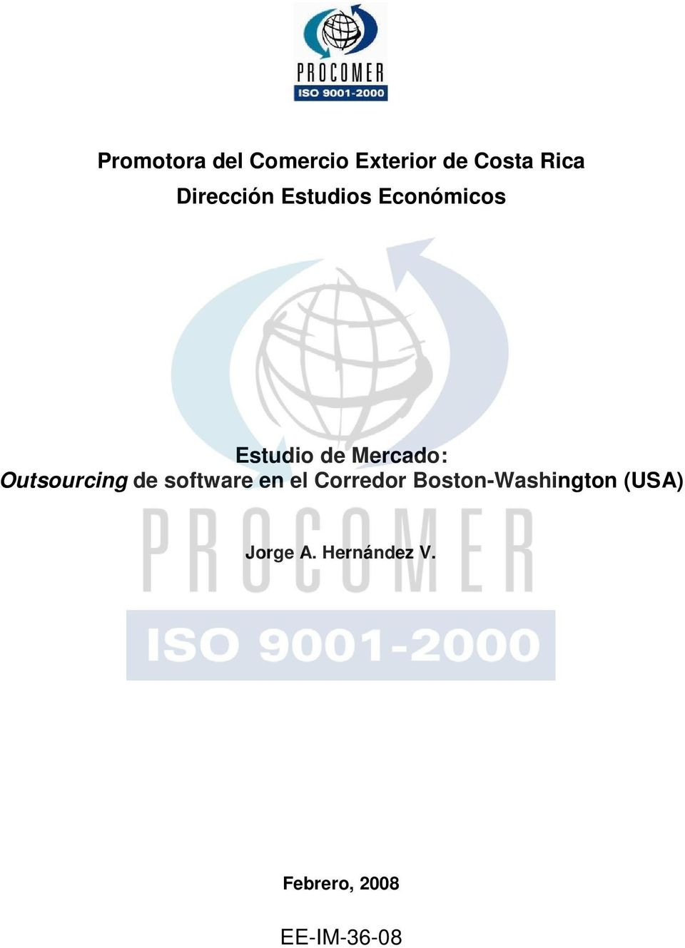 Outsourcing de software en el Corredor