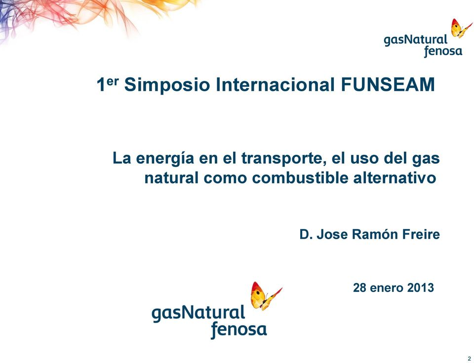 gas natural como combustible