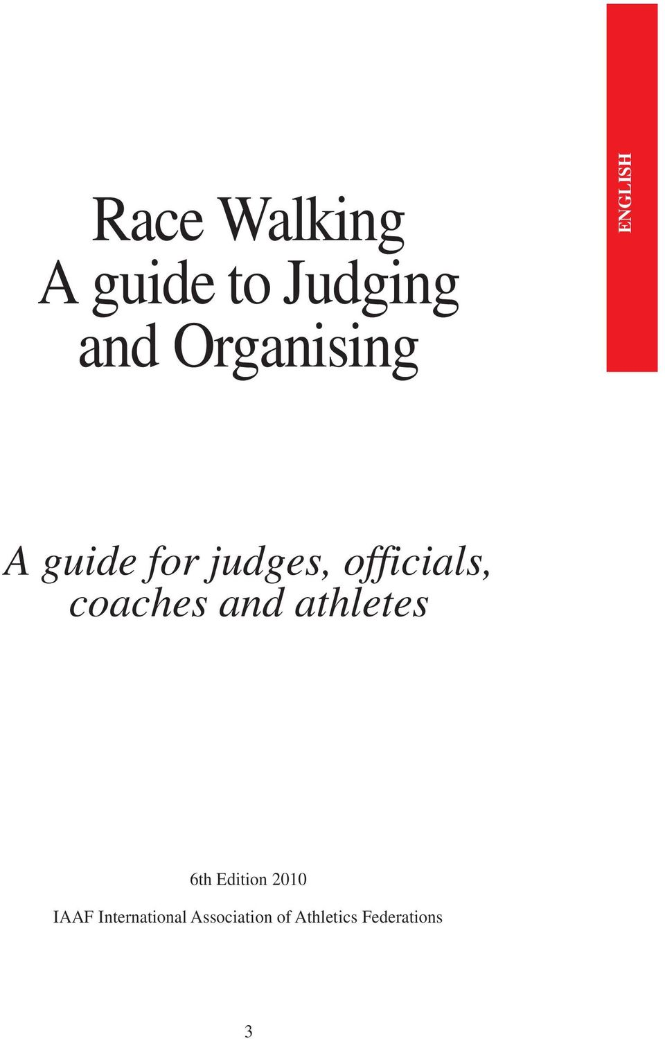 officials, coaches and athletes 6th Edition