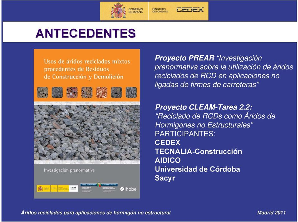 Proyecto CLEAMTarea 2.