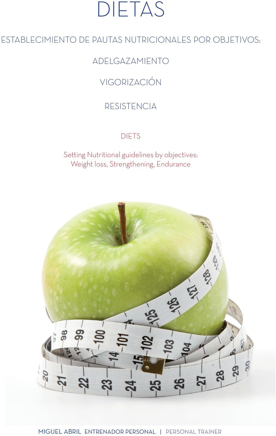 RESISTENCIA DIETS Setting Nutritional
