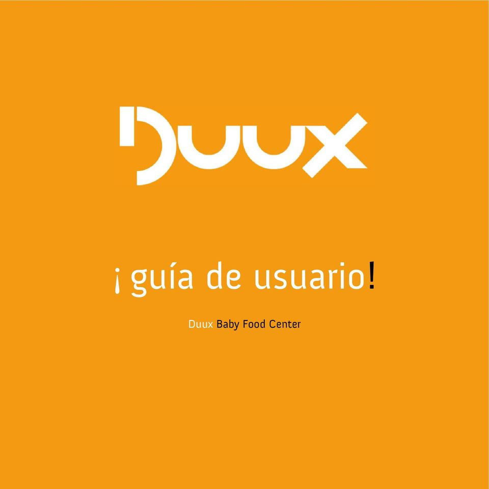 Duux Baby
