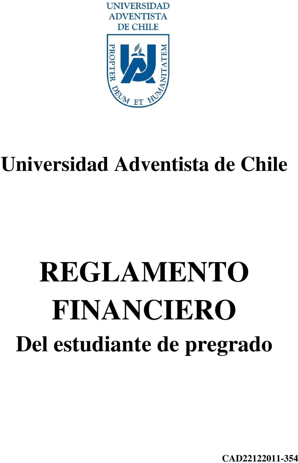 FINANCIERO Del