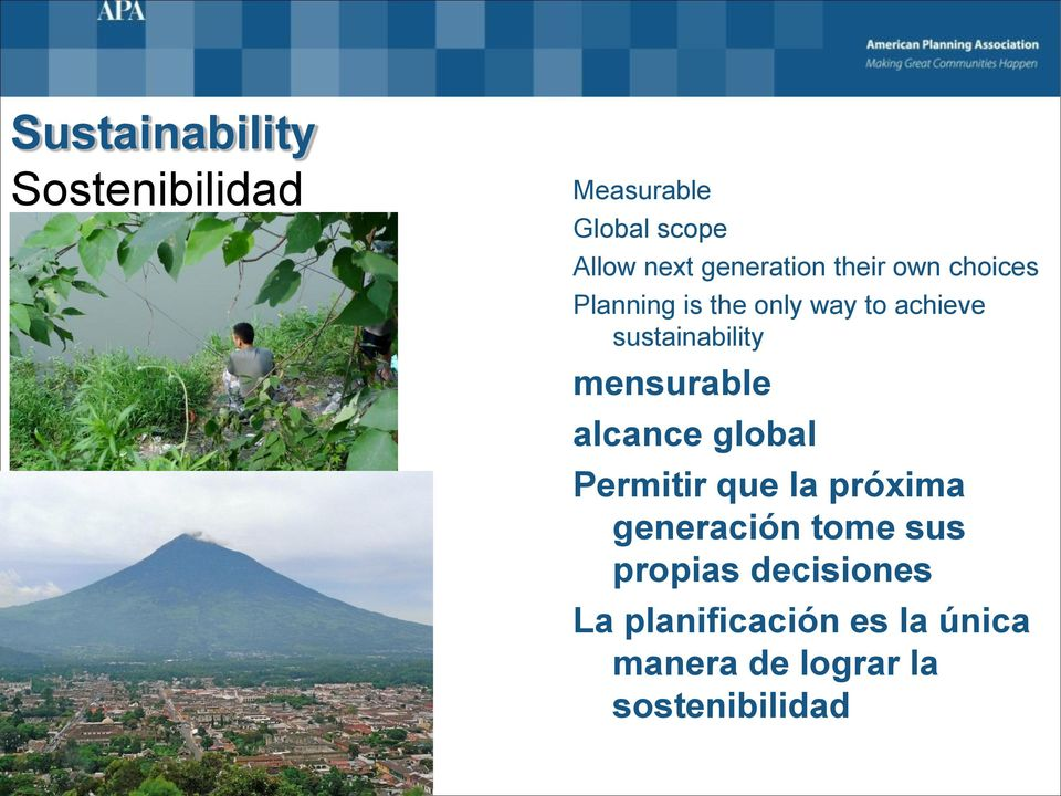 sustainability mensurable alcance global Permitir que la próxima