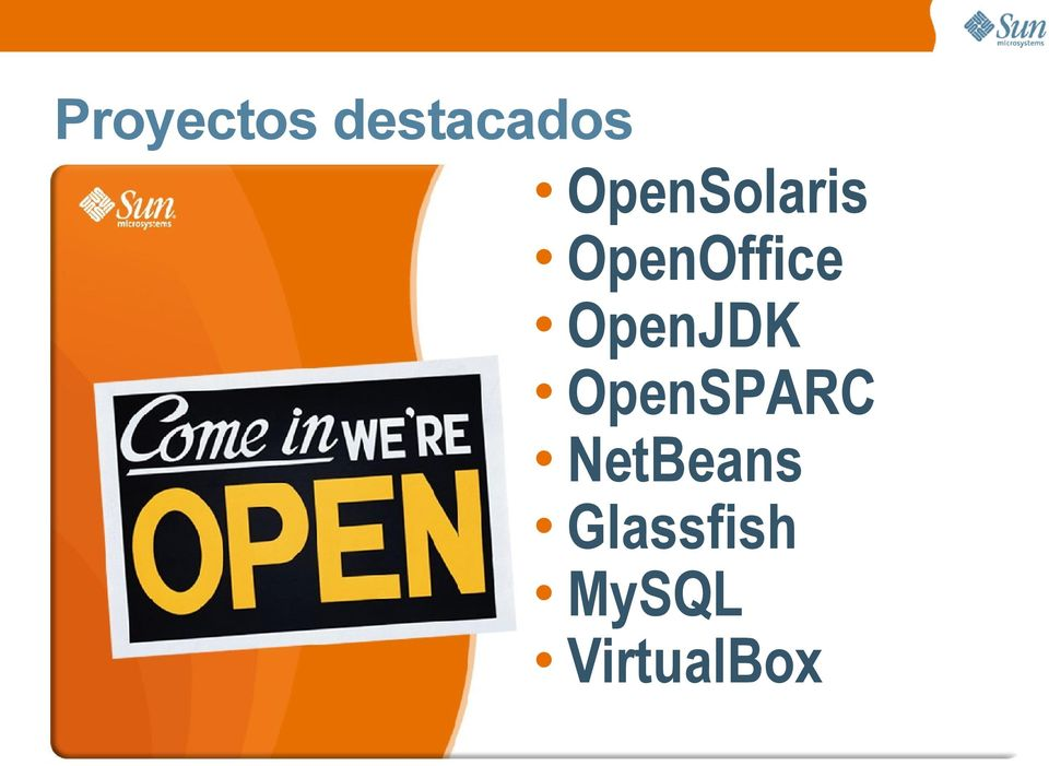 OpenJDK OpenSPARC