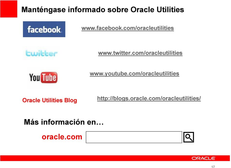 com/oracleutilities Oracle Utilities Blog http://blogs.