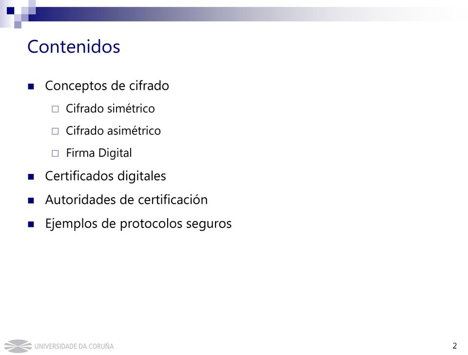 Digital Certificados digitales