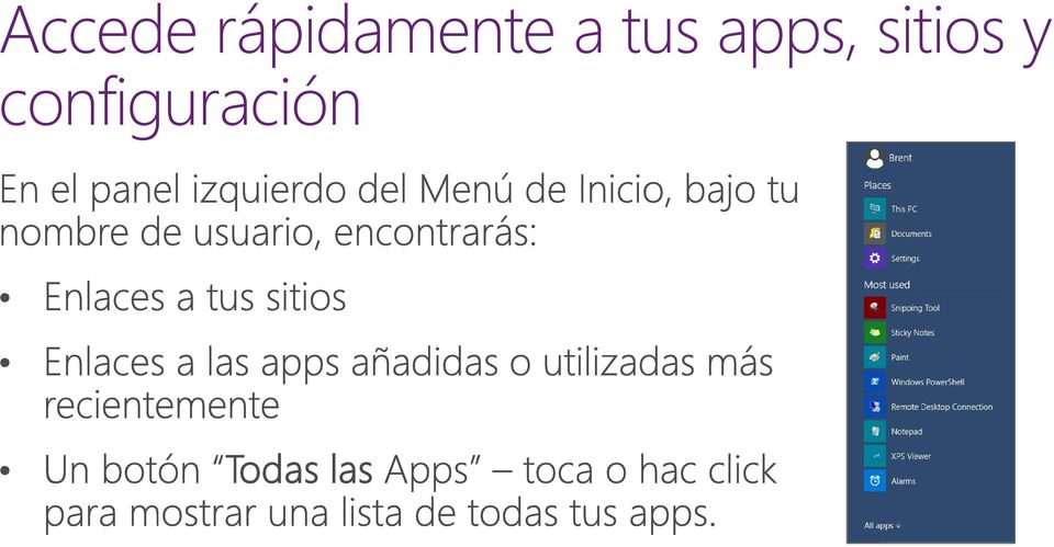 tus apps,