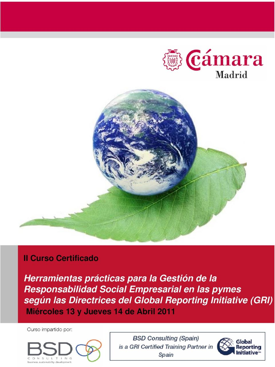 las pymes según las Directrices del Global Reporting