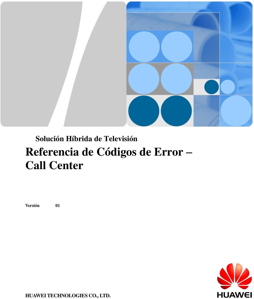 Códigos de Error Call Center
