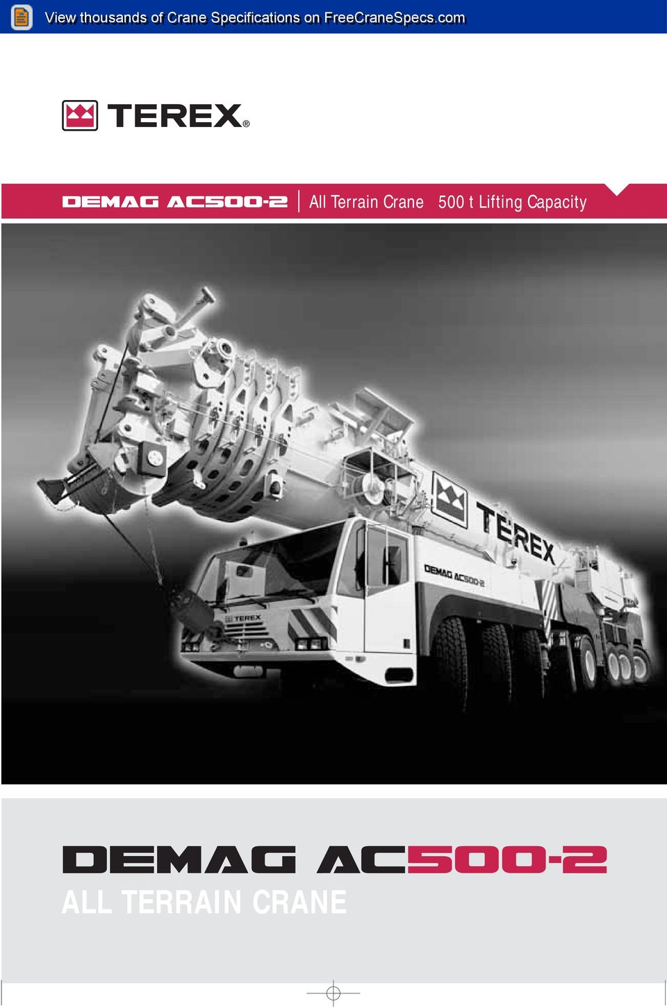 ac02 All Terrain Crane 0 t