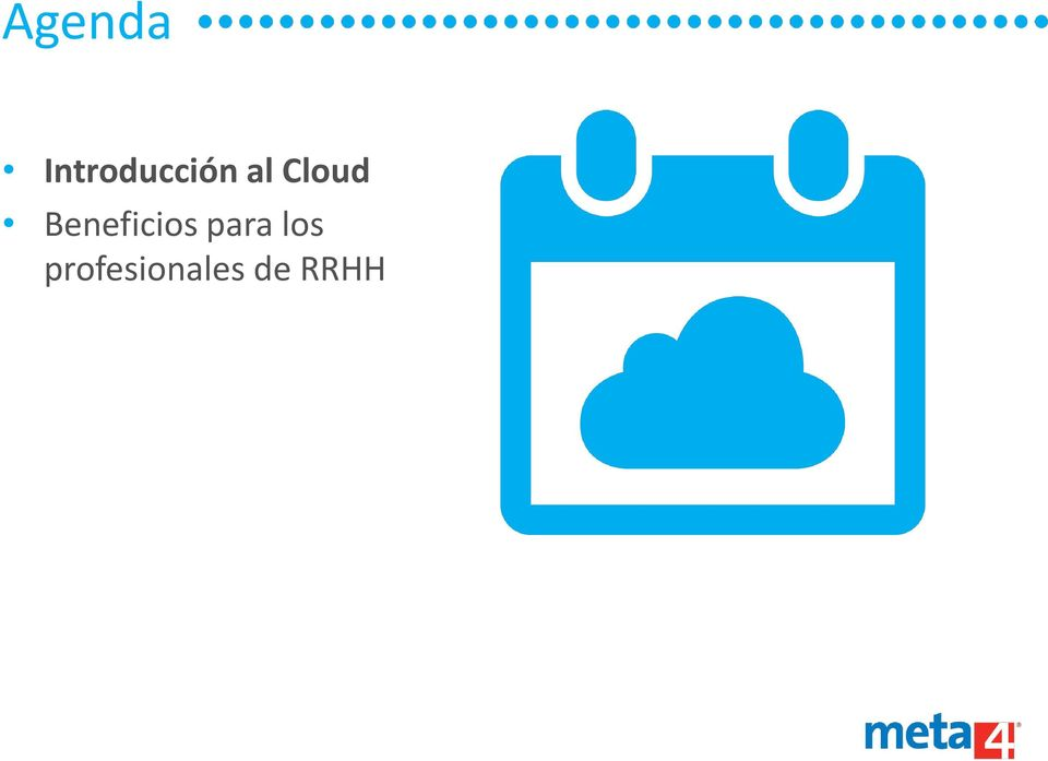 Cloud Beneficios