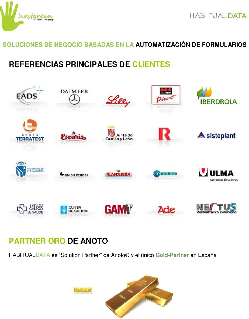 HABITUALDATA es Solution Partner