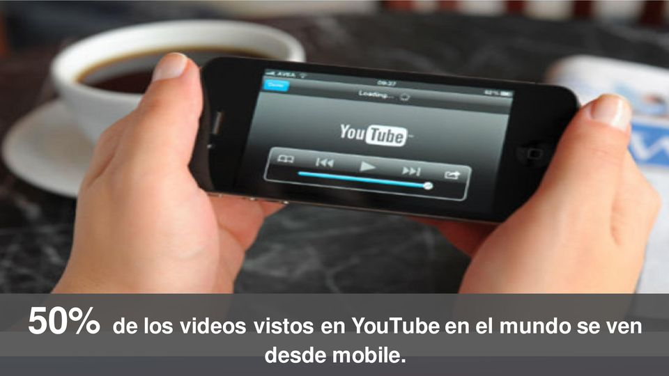 YouTube en el