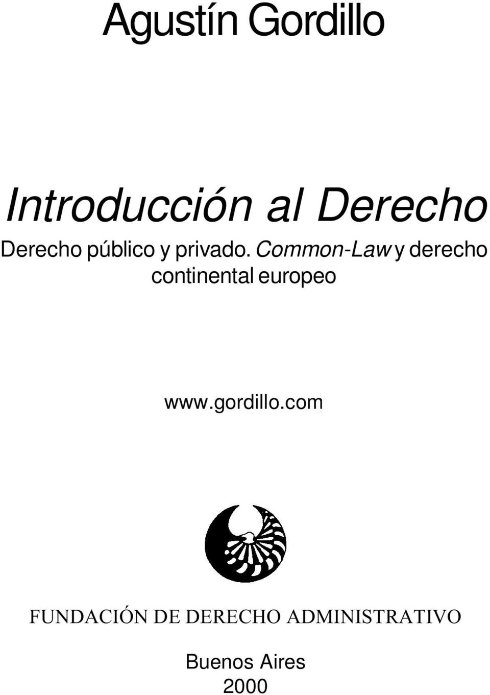 Common-Law y derecho continental europeo www.