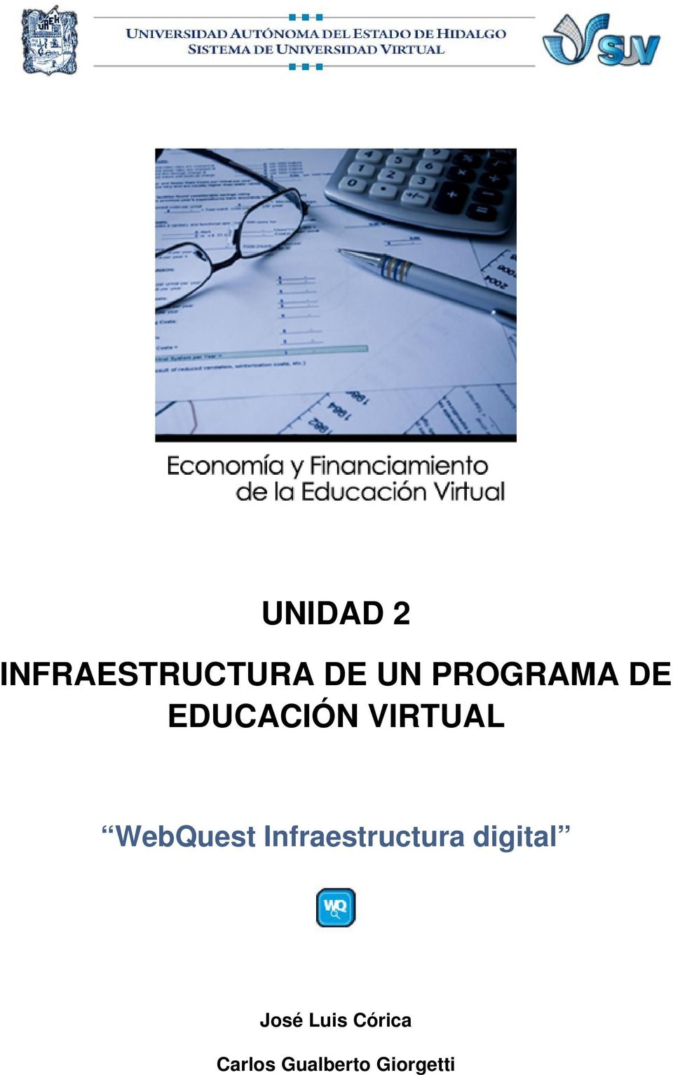 WebQuest Infraestructura digital