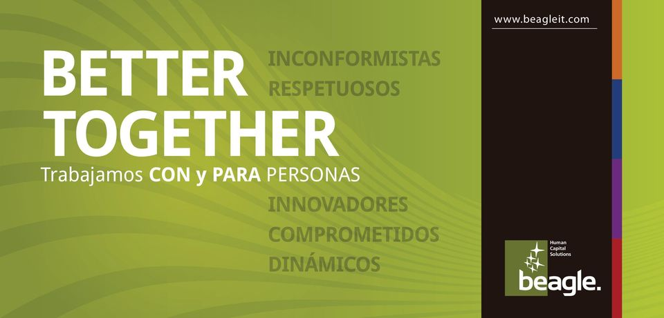 OSOS TOGETHER Trabajamos CON y PARA