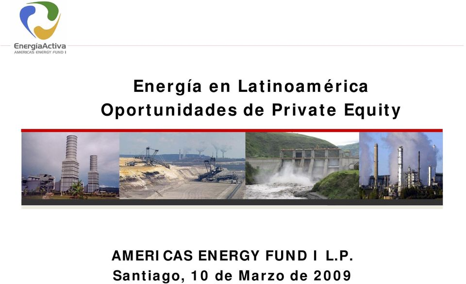 Equity AMERICAS ENERGY FUND
