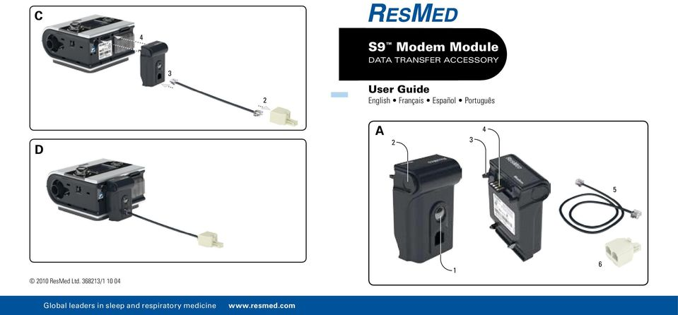 4 5 2010 ResMed Ltd.