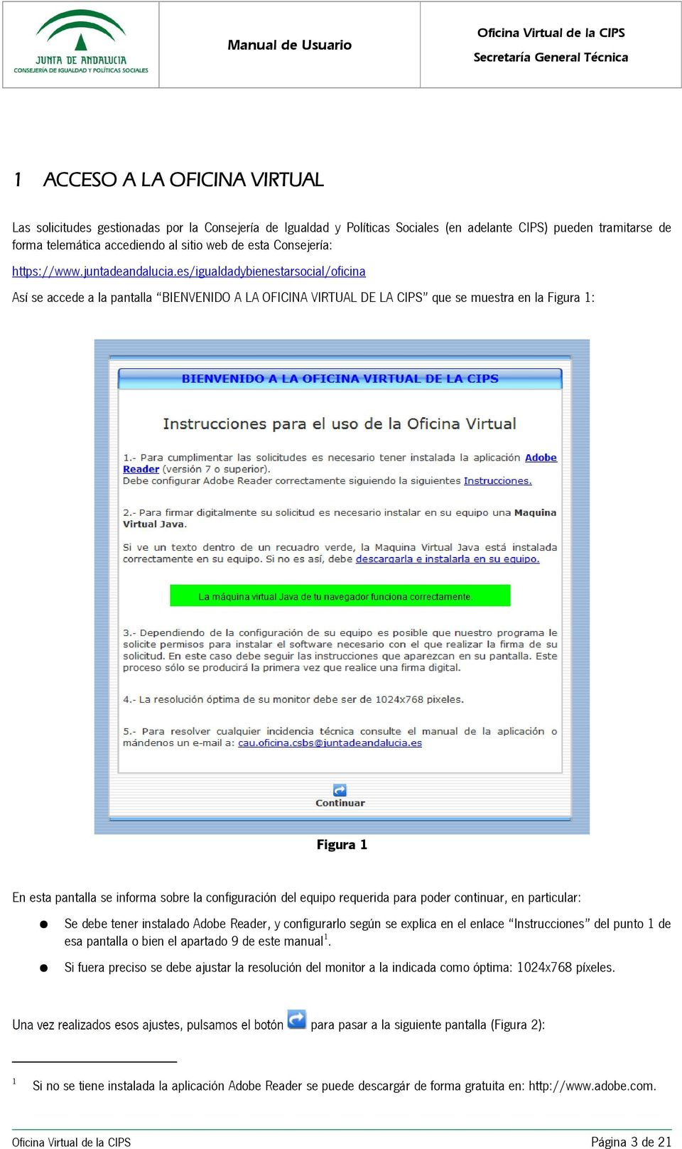 Oficina virtual de la cips pdf for Oficina virtual correos