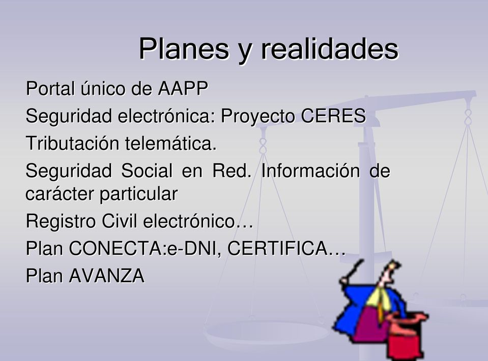 Seguridad Social en Red.