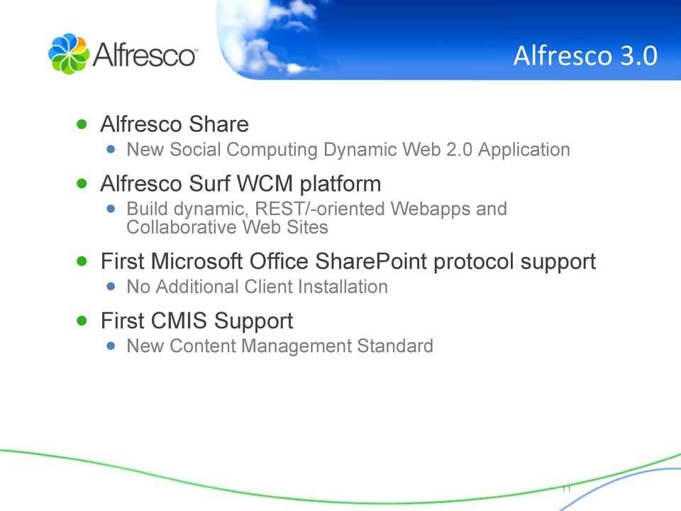 Webapps and Collaborative Web Sites First Microsoft Office SharePoint