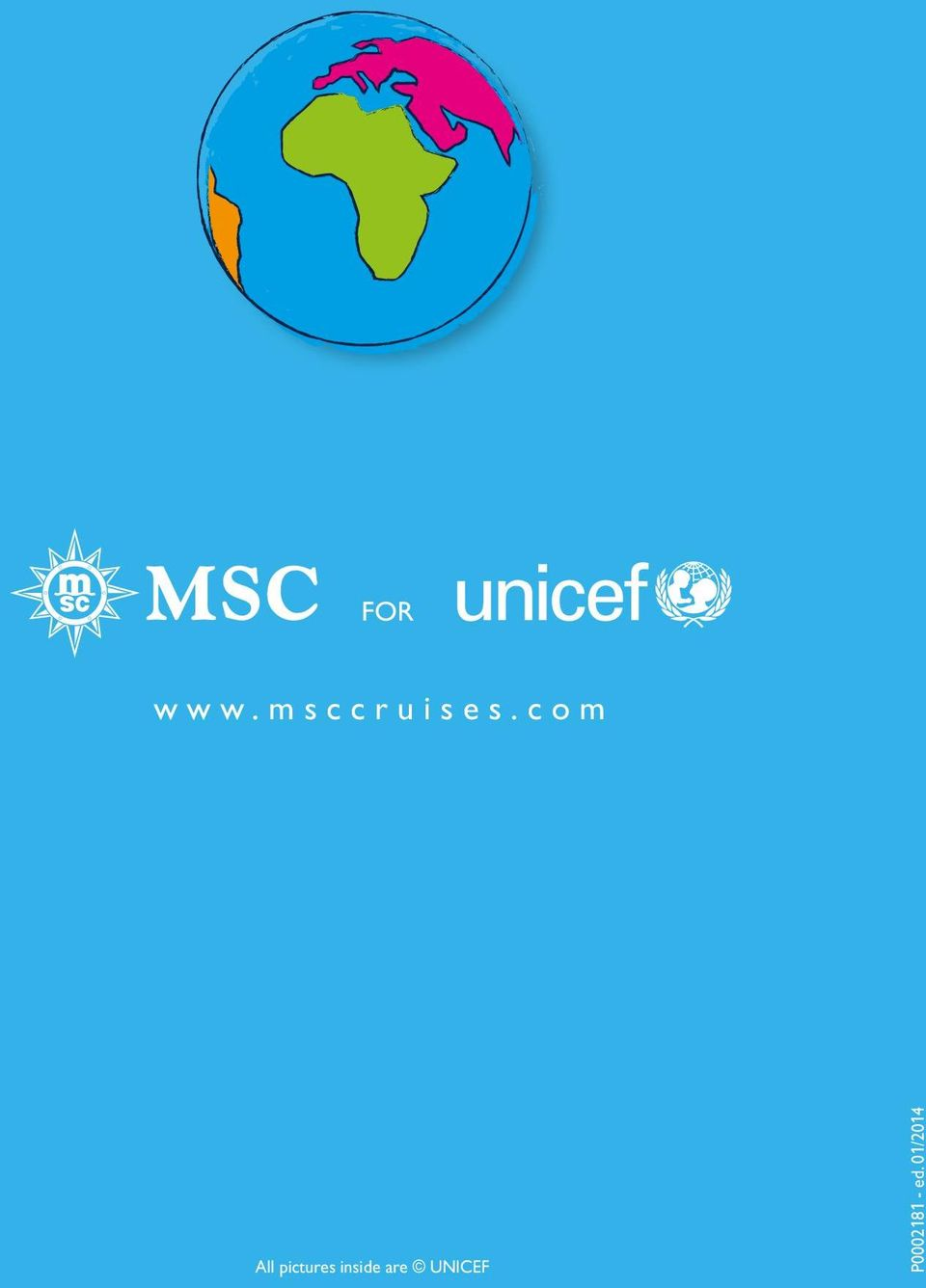inside are UNICEF