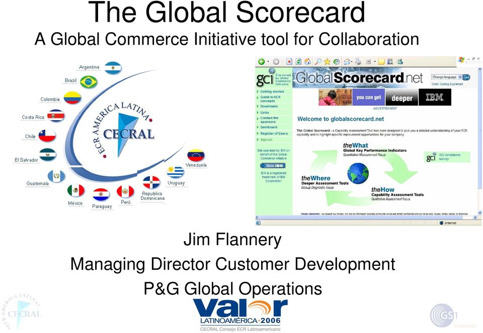 Collaboration Jim Flannery Managing