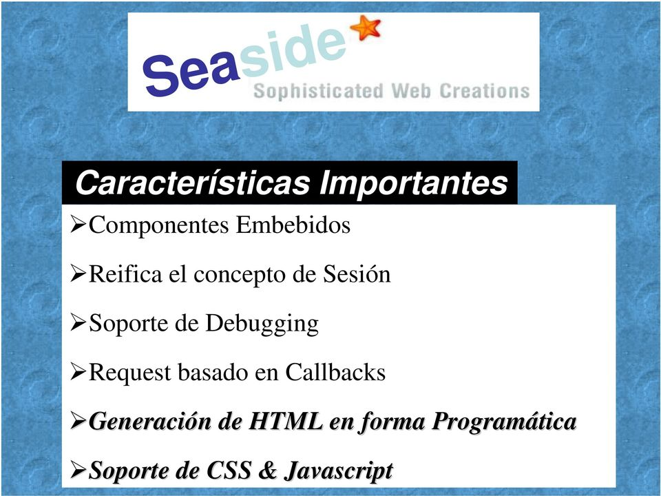 Debugging Request basado en Callbacks Generación de