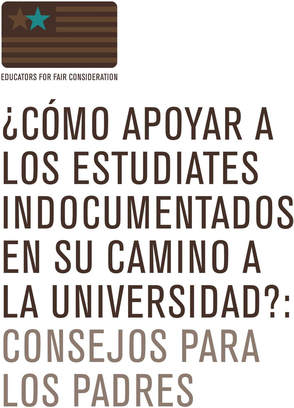 INDOCUMENTADOS EN SU