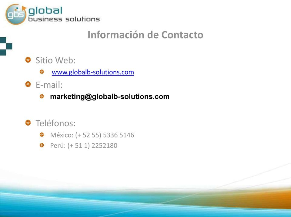 com marketing@globalb-solutions.