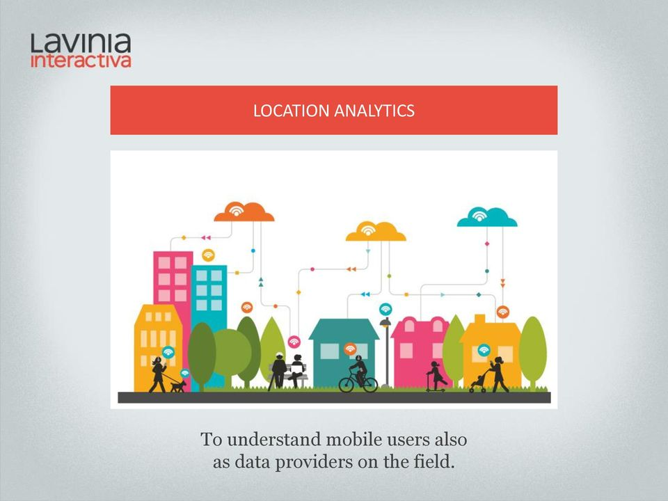 users also as data