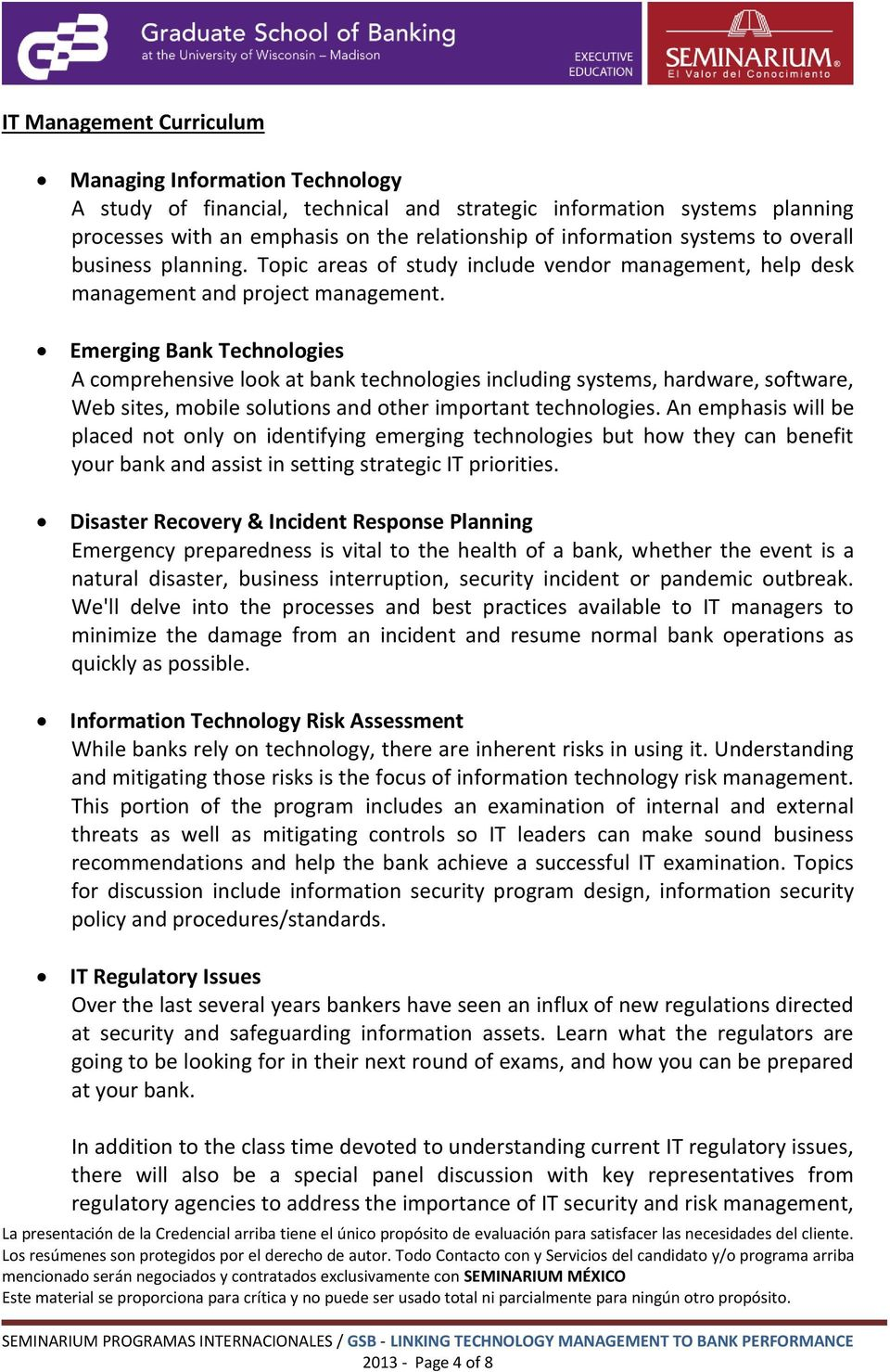 Emerging Bank Technologies A comprehensive look at bank technologies including systems, hardware, software, Web sites, mobile solutions and other important technologies.