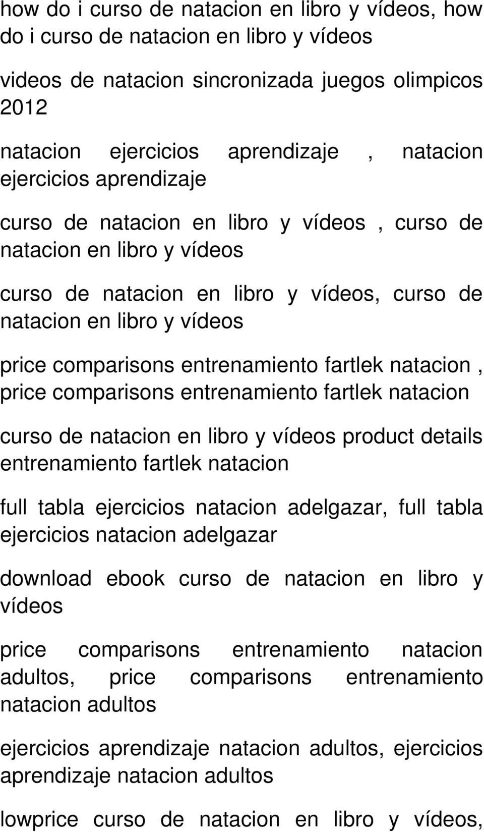 fartlek natacion full tabla ejercicios natacion adelgazar, full tabla ejercicios natacion adelgazar download ebook curso de natacion en libro y vídeos price comparisons