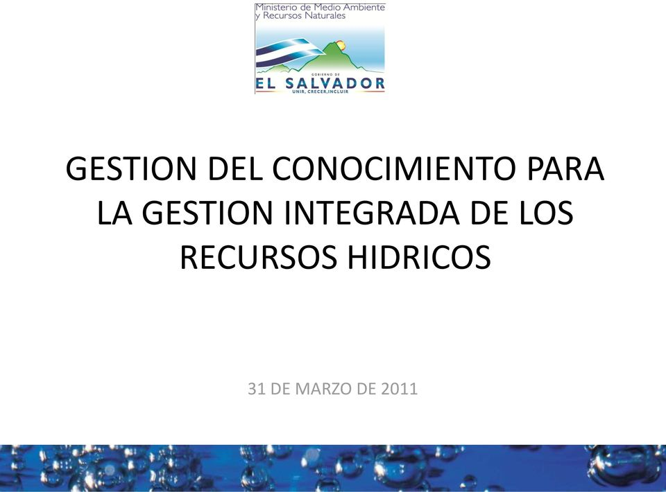 GESTION INTEGRADA DE