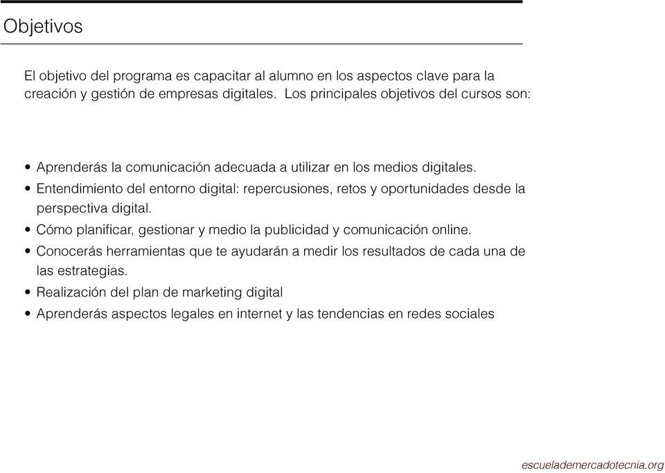 Entendimiento del entorno digital: repercusiones, retos y oportunidades desde la perspectiva digital.
