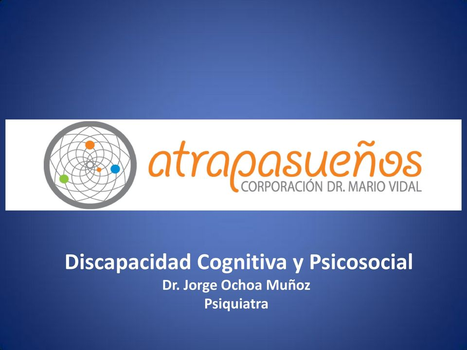 Psicosocial Dr.