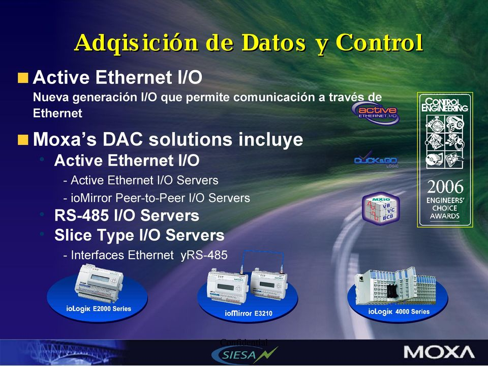 Active Ethernet I/O - Active Ethernet I/O Servers - iomirror Peer-to-Peer