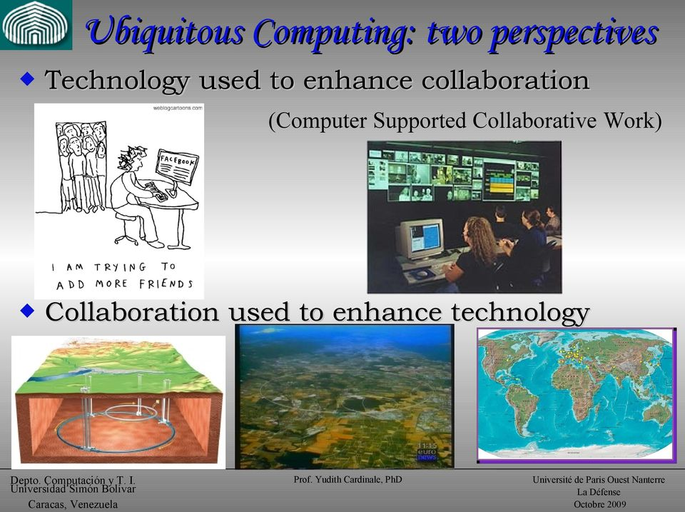 collaboration (Computer Supported