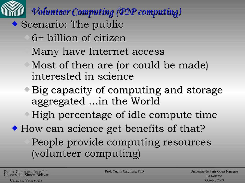 computing and storage aggregated.