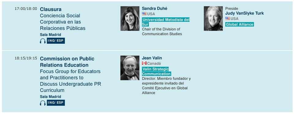 Relations Education Focus Group for Educators and Practitioners to Discuss Undergraduate PR Curriculum Jean Valin