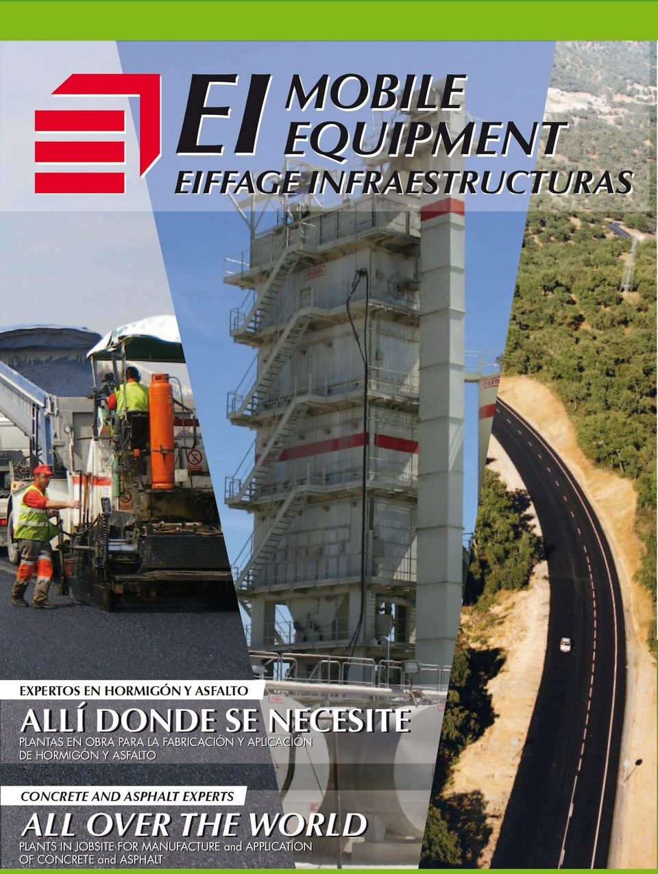 ASFALTO CONCRETE AND ASPHALT EXPERTS ALL OVER THE WORLD