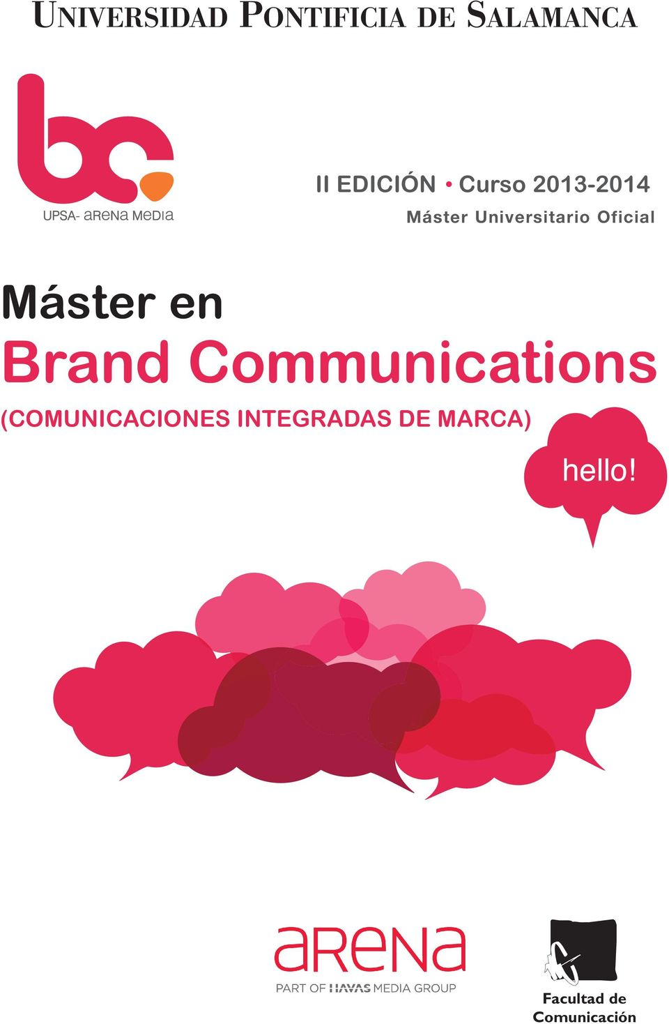 Oficial Máster en Brand Communications