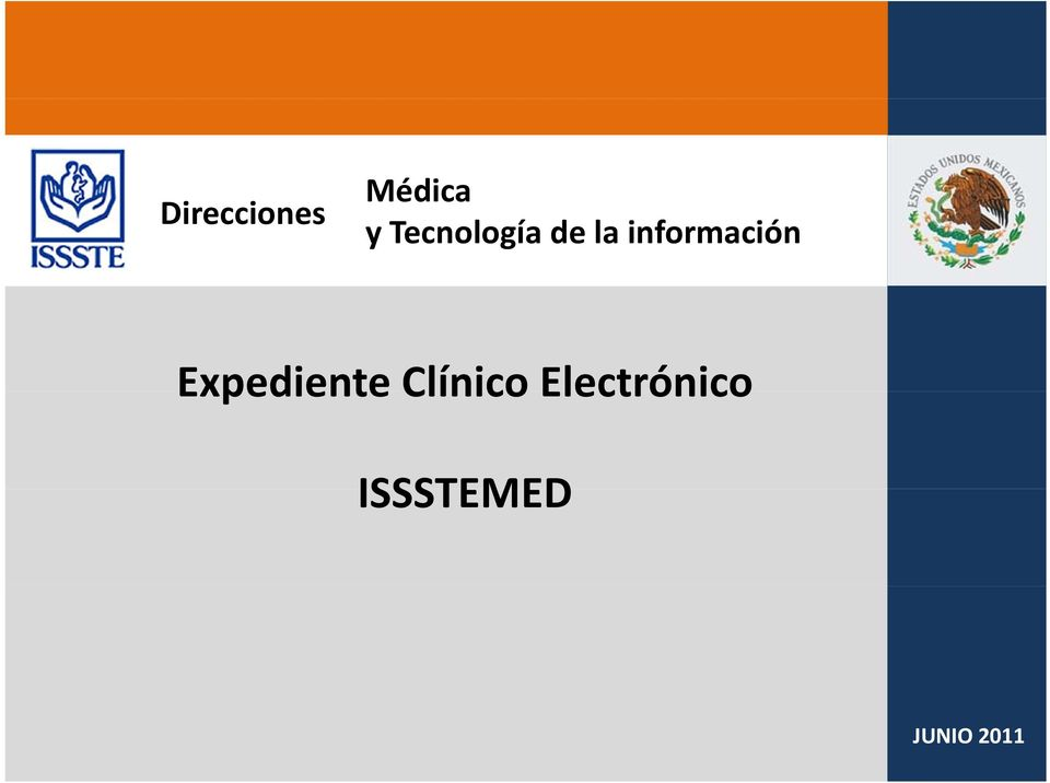 información Expediente
