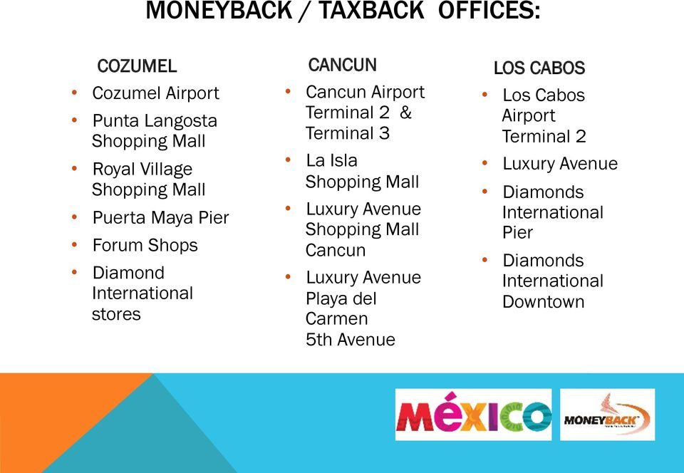3 La Isla Shopping Mall Luxury Avenue Shopping Mall Cancun Luxury Avenue Playa del Carmen 5th Avenue LOS