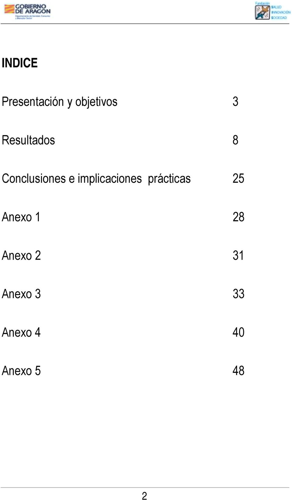 Conclusiones e implicaciones