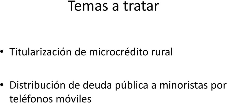 microcrédito rural